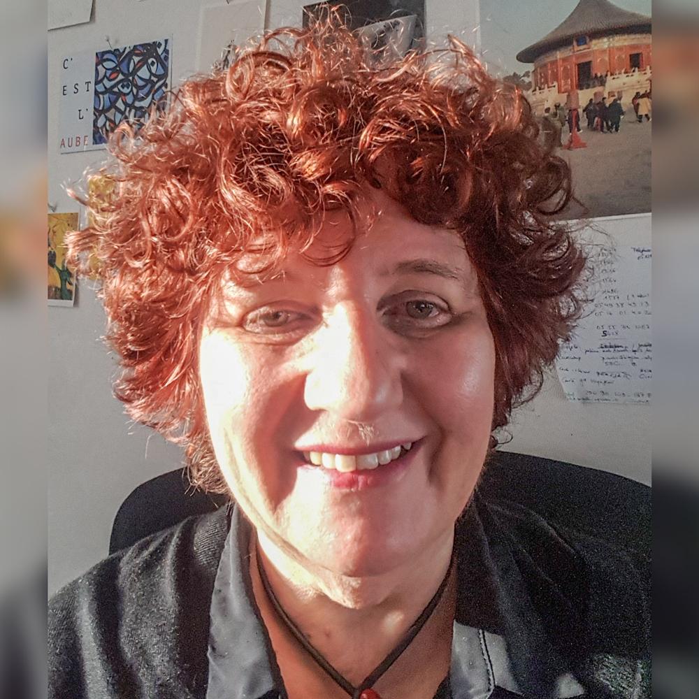 Patricia Oudin